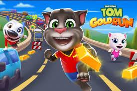 تحميل لعبة ملاحق توم المتكلم للذهب Download talking tom gold run android pc ios