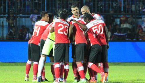 AGEN BOLA - Sesi Baru Sengketa Madura United dengan Peter Odemwingie