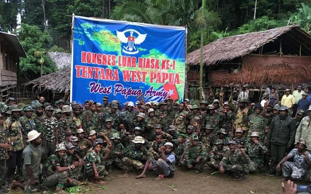 1 Juli 2019, ULMWP Resmi Umumkan Militer