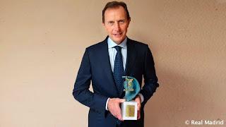 El Real Madrid premiado por la prensa deportiva española