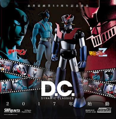 "Review de las Dynamic Classics ""Soul of Chogokin Mazinger Z GX-70"" y ""S.H.Figuarts Devilman"" #TamashiiNations"