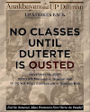 A known DDS lawyer lectures students from UP and Ateneo