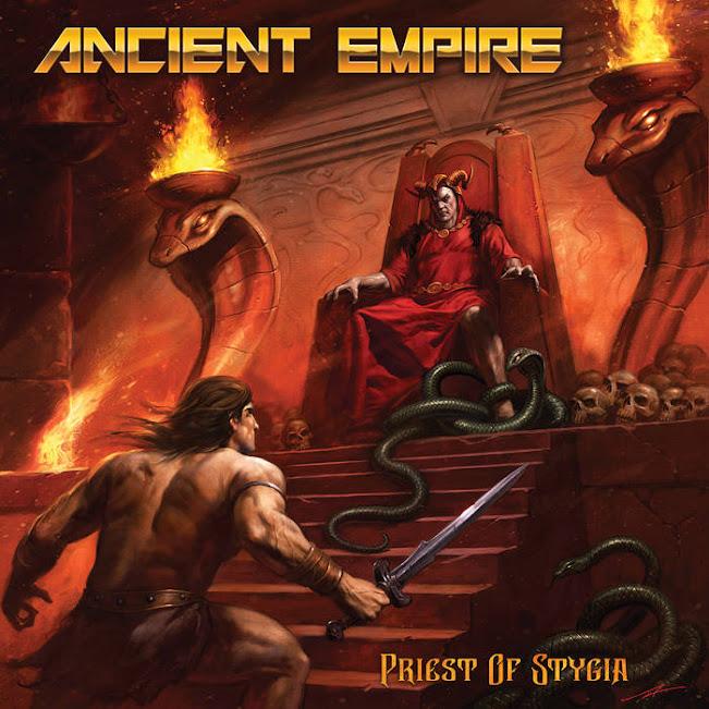 Ancient Empire - Priest Of Stygia (2021)