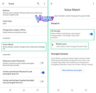 Cara Mengaktifkan Asisten Google Di HP Android Dengan Suara 2