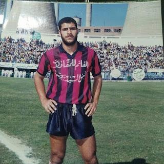 محمد كمال هداف فريق الجمهورية موسم (90-1991)