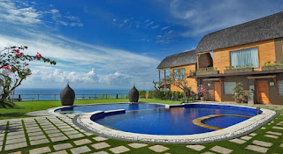All Position at de Sapphire Cliff Villa Pecatu