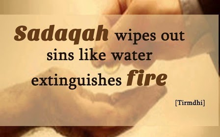 Sadaqah Wipes outs Islamic quotes in English | islamic