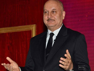 Anupam Kher Appointed Chairman of FTII