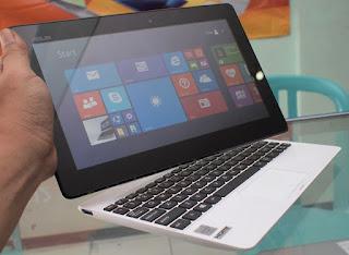 Netbook Asus T100TAM Bekas