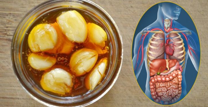 Eat Garlic And Honey On An Empty Stomach