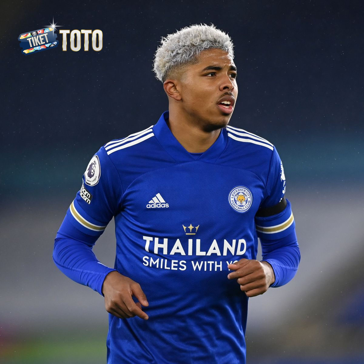 Momen Pemain Leicester City Buka Puasa di Tengah Pertandingan