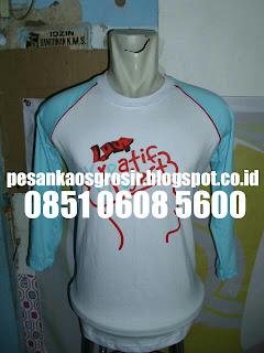 Vendor Kaos Jalan Sehat Malang