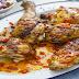 Pollo marinado al pimentón