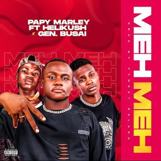 [music] Papy Marley Ft Helikush & Gen. Busai - Meh meh