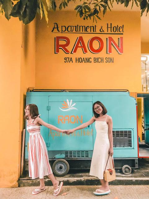 raon hotel da nang