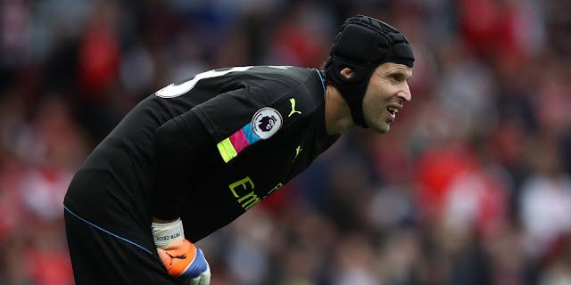 SBOBETASIA - Petr Cech: Arsenal Tunjukkan Karakter Hebat