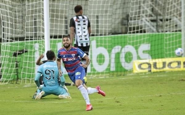 Fortaleza vence Ceará por 3 a 0 e avança às oitavas da Copa do Brasil