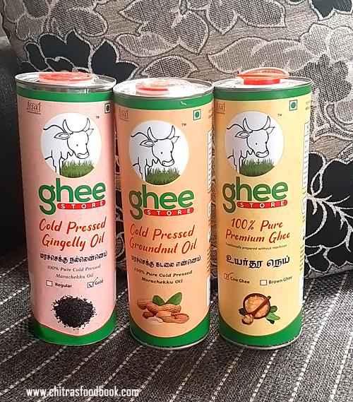 Ghee store
