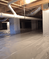 Sealing And Insulating Your Crawl Space