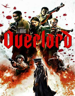 Poster Of Free Download Overlord 2018 300MB Full Movie Hindi Dubbed 720P Bluray HD HEVC Small Size Pc Movie Only At worldfree4u.com