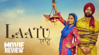 Poster Of Punjabi Movie Laatu 2018 Full HD Movie Free Download 720P Watch Online
