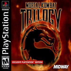 Download Mortal Kombat Trilogy - Torrent (Ps1)