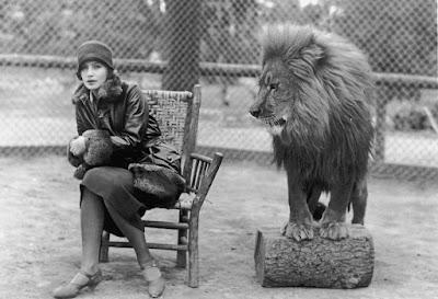 Greta Garbo detrás de las cámaras