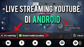 3 Aplikasi Live Streaming Game Terbaik di Android