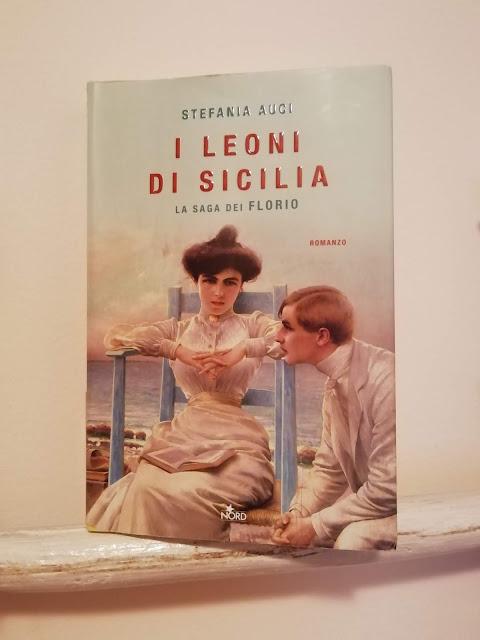 Stefania Auci, Florio, Palermo,Sicilia, Favignana, leggere, la saga dei Florio