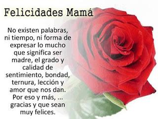 Frases cortas para el día de la Madre