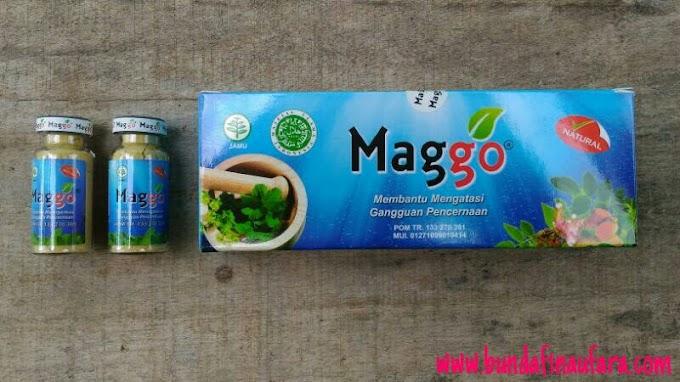Maggo : Obat Tradisional untuk Mengatasi Maag