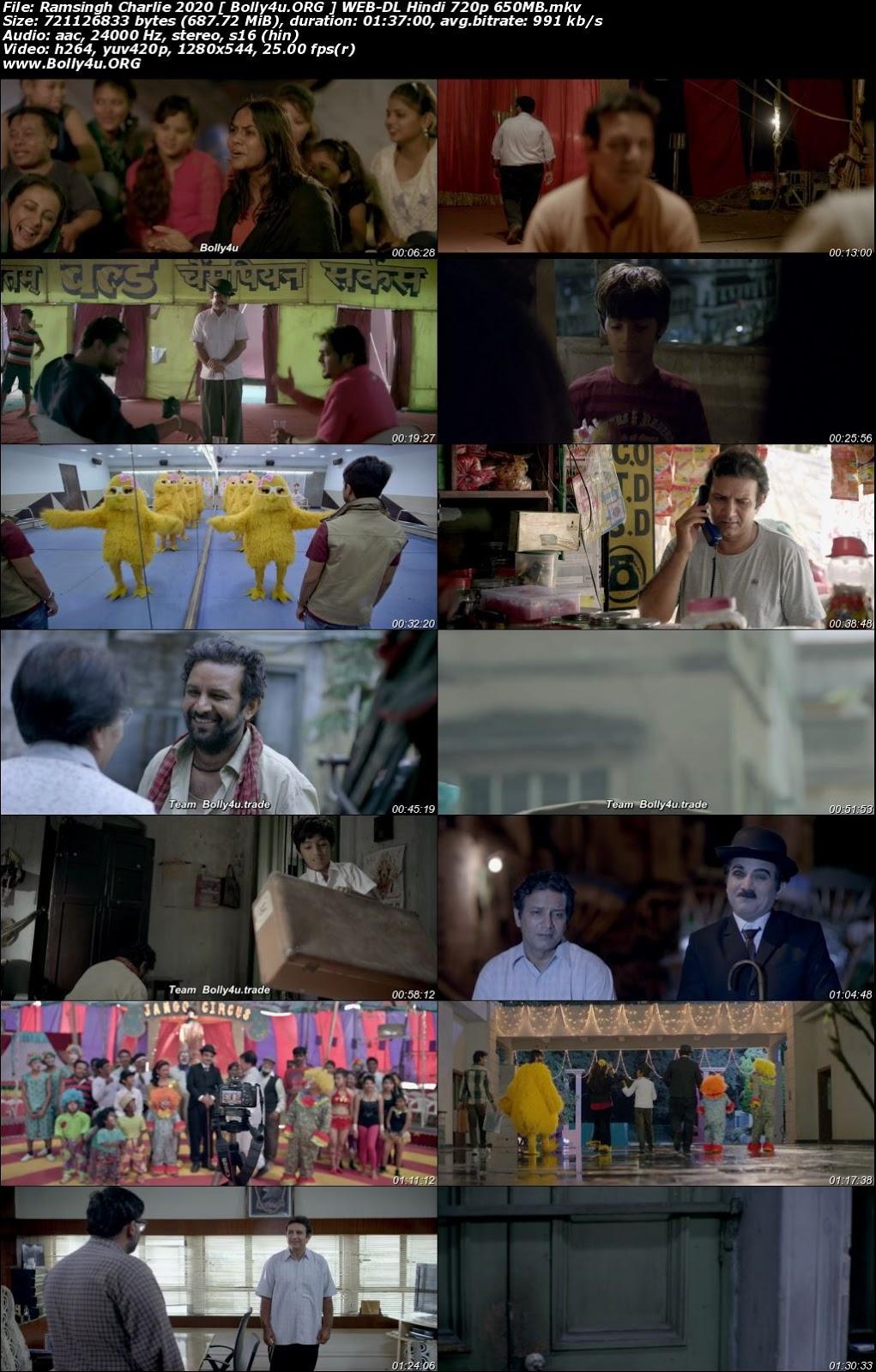Ram Singh Charlie 2020 WEB-DL 300Mb Hindi 480p download