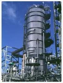 Peralatan Produksi pada Industri Kimia