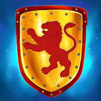 Castle fight: Heroes 3 medieval battle arena Mod Apk