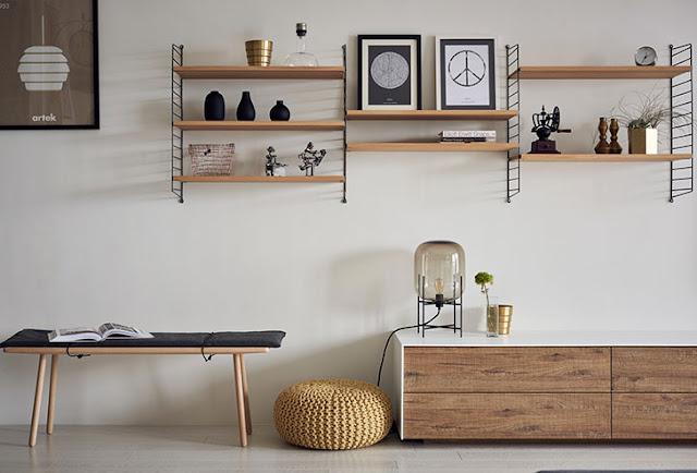 Blog Achados de Decoração, decoração estilo escandinavo