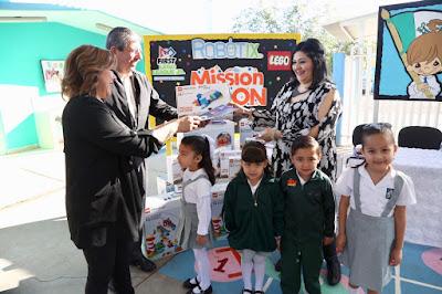 Participa Sonora en programa internacional FIRST LEGO League