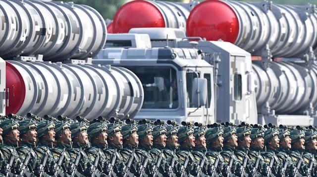China afirma que nunca se unirá a acuerdo armamentístico de EEUU