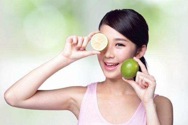 Masque au citron vert (lime), rajeunissez votre visage