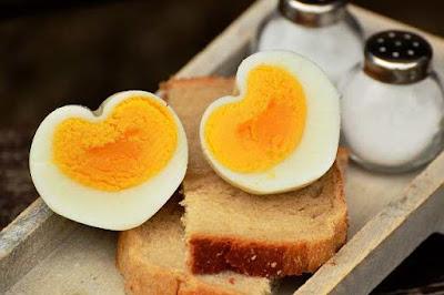 رجيم البيض المسلوق لخسارة الوزن بسرعة