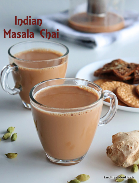 Indian Masala Chai