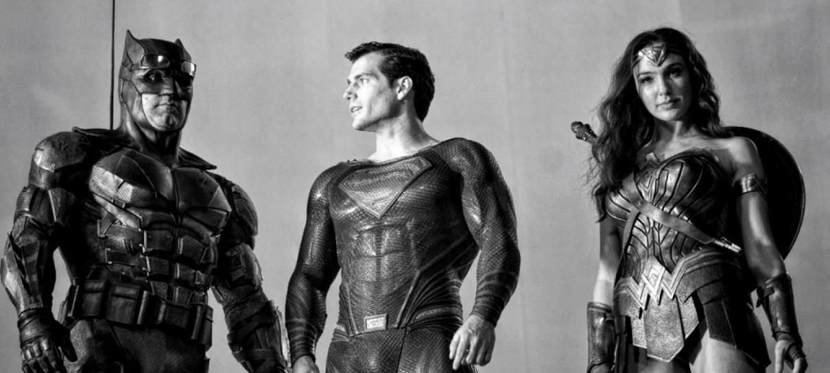 O SnyderCut vai entrar para o multiverso DC