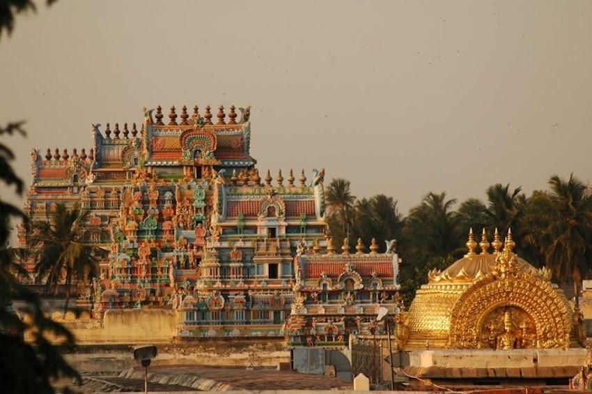 Ranganath Temple Largest temple complex in Tamil Nadu