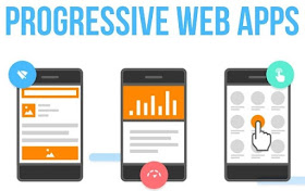 build ecommerce website pwa mobile application