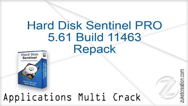 Hard Disk Sentinel PRO 5.61 Build 11463 Repack