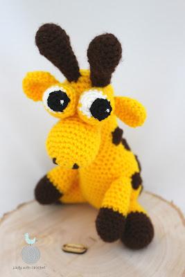 Zwariowana żyrafa