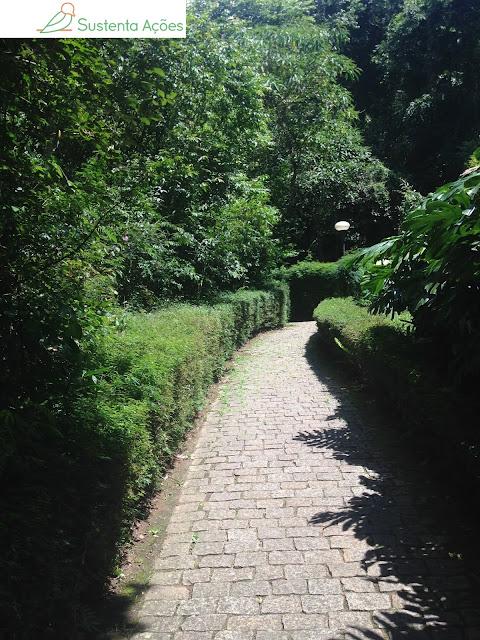 Uma curva no Caminho dos Contos