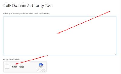 Bulk Domain Authority Checker Tool checkmoz
