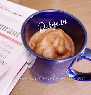 Dalgona Instant Coffee