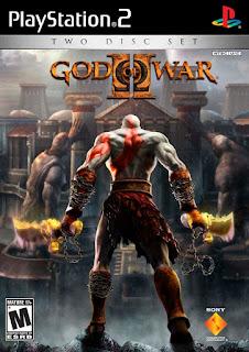 God of War II [ Ps2 ] { ISO - Torrent }