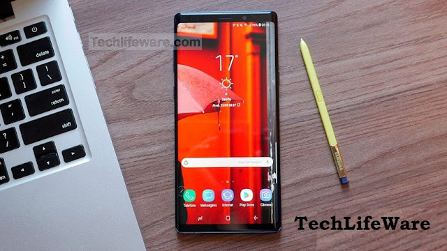 Samsung Galaxy Note 9: the cell phone for large pockets